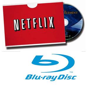 Netflix vs. Blu-Ray