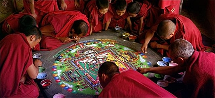 samsara monks